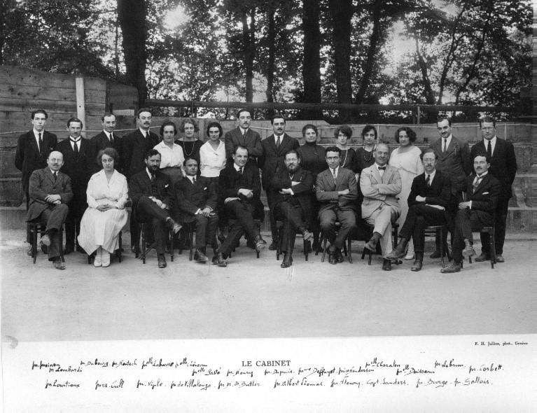 Centenary Testimonials Ilo Former Officials